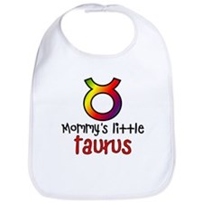 Mommy's Little Taurus Bib