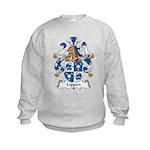 Lippert Family Crest Kids Sweatshirt