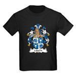 Lippert Family Crest Kids Dark T-Shirt