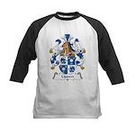 Lippert Family Crest Kids Baseball Jersey