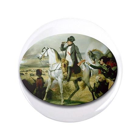 "Napoleon Bonaparte #2 3.5"" Button"