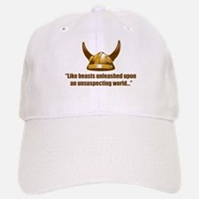 Vikings Unleashed Baseball Baseball Cap