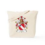 Lindau Family Crest Tote Bag