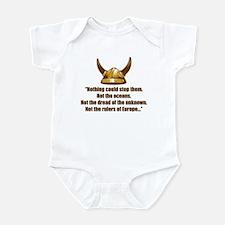 Vikings Unstoppable Infant Bodysuit