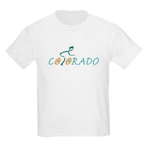 Bike Colorado T-shirt Bike Colorado T Shirt