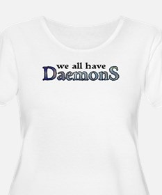 We All Have Daemons T-Shirt