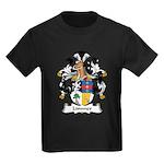 Limmer Family Crest Kids Dark T-Shirt