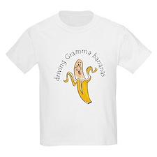 driving gramma bananas T-Shirt