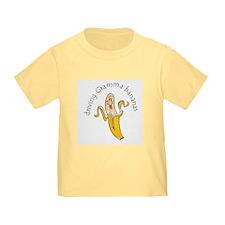 driving gramma bananas T