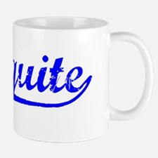 Vintage Mesquite (Blue) Mug