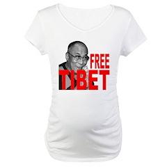 Free Tibet (Front) Shirt