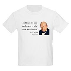 Winston Churchill 16 T-Shirt