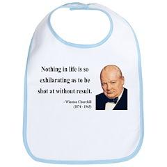 Winston Churchill 16 Bib
