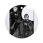 Faust 4 Ornament (Round)