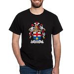 Leyden Family Crest Dark T-Shirt