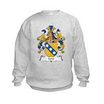 Levi Family Crest Kids Sweatshirt
