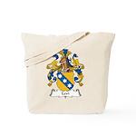 Levi Family Crest Tote Bag