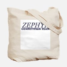 ZEPHYR COMPETITION TEAM Tote Bag