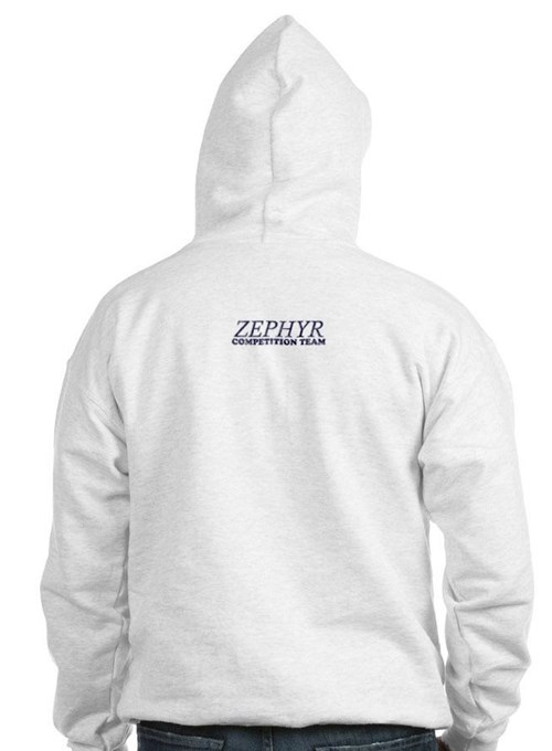 ZEPHYR COMPETITION TEAM Hoodie