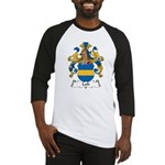 Leth Family Crest Baseball Jersey