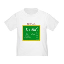 Genius, Jr Kids T-Shirt