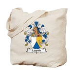 Leopold Family Crest Tote Bag