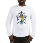 Leopold Family Crest Long Sleeve T-Shirt