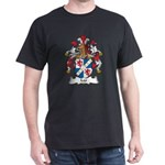 Leo Family Crest Dark T-Shirt