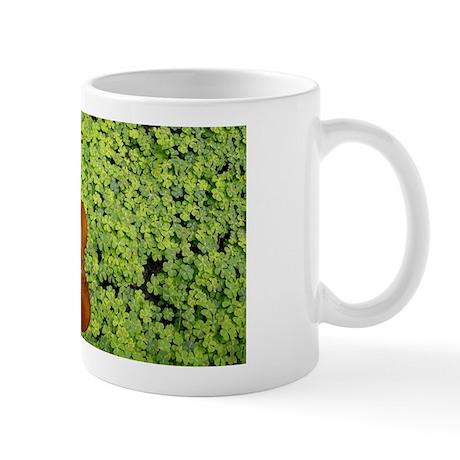 Fidde and Clover Mug