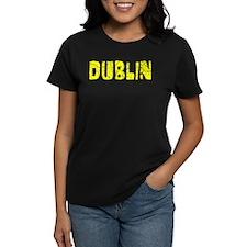 Dublin Faded (Gold) Tee