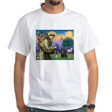 St Francis / Pug Shirt