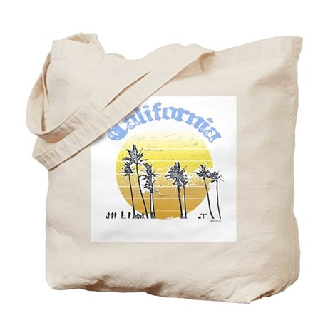 California Sun ~ Tote Bag