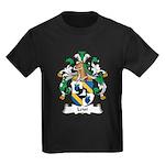 Leist Family Crest Kids Dark T-Shirt