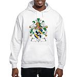 Leist Family Crest Hooded Sweatshirt