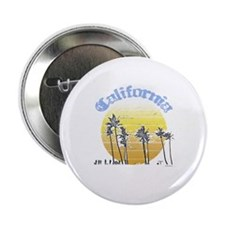 California Sun ~ Button