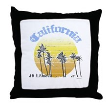 California Sun ~  Throw Pillow