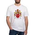 Leimer Family Crest Fitted T-Shirt