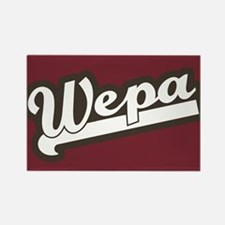 Wepa! Rectangle Magnet