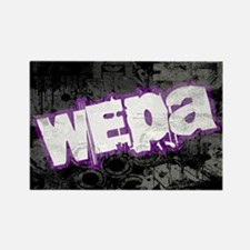 Cute Wepa Rectangle Magnet