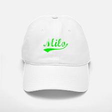 Vintage Milo (Green) Baseball Baseball Cap