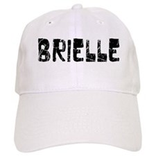 Brielle Faded (Black) Baseball Cap