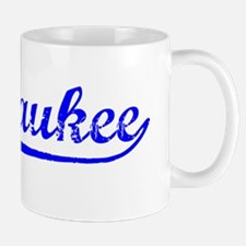 Vintage Milwaukee (Blue) Mug