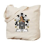 Lau Family Crest Tote Bag