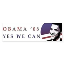 Obama - Bumper Bumper Sticker