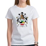 Lanser Family Crest Women's T-Shirt