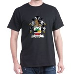 Lanser Family Crest Dark T-Shirt