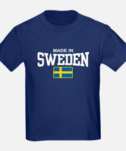 Made in Sweden T