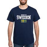 Swedish flag Clothing