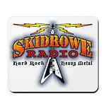 SkidRoweRadio Mousepad (White)