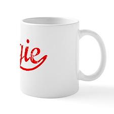 Vintage Margie (Red) Small Mug